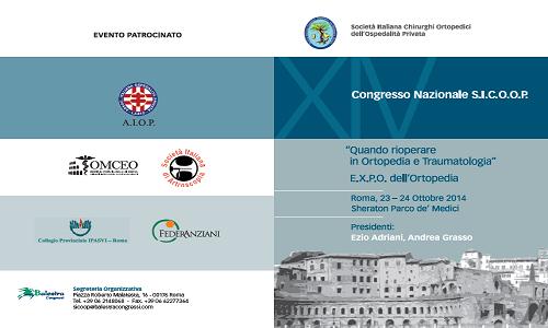 XIV Congresso Nazionale SICOOP
