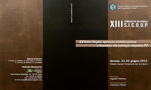 XIII CONGRESSO NAZIONALE SICOOP